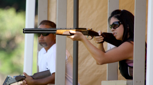 Kauai Eco Sporting Clay Shooting