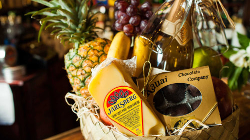 The Wine Shop Gift Baskets