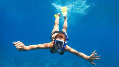 Snorkel Sail Excursion