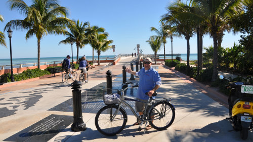 Key West Beach Cruiser Bike Tour