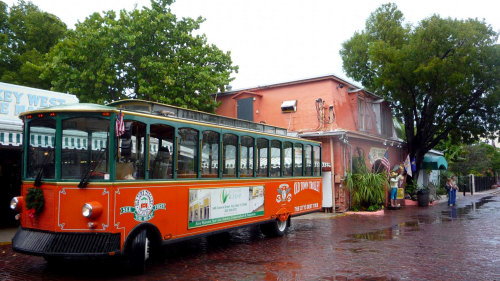 Key West Day Trip & Trolley Tour by Gray Line