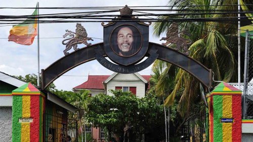 Sights & Sounds of Bob Marley