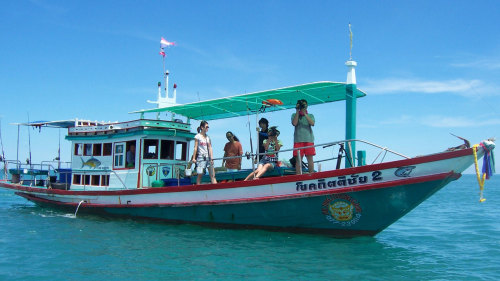 Full-Day Fishing Adventure by Tour East Thailand