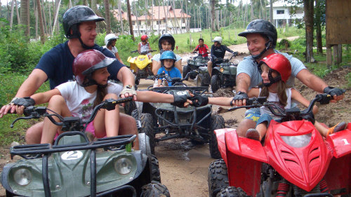 4-Wheel ATV Adventure