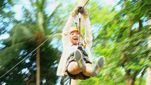 Sky Fox Adventure Park Tour with Transfers