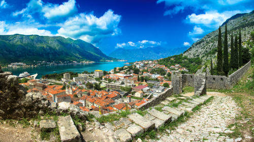 Montenegro Coast Full-Day Tour by Atlas