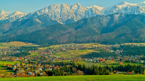Tatra Mountains & Zakopane Tour by Cracow Tours