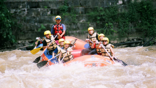 Private Kiulu River Rafting Excursion