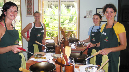 Private Malaysian Cooking Lesson