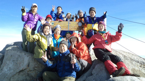 Private 2-Day, 1-Night Mount Kinabalu Climb