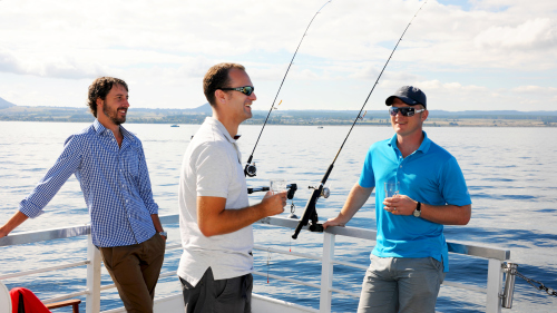 Lake Taupo Floatplane & Fishing Package by Chris Jolly Outdoors