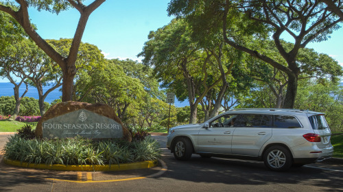 Private SUV: Lanai Airport (LNY) - Manele Golf Course