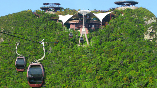 Private Cable Car and Oriental Village Tour by Tour & Incentive Travel
