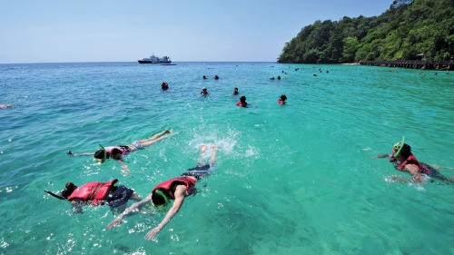 Pulau Payar Marine Park Tour by Tour & Incentive Travel