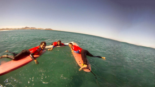 Surfing Experience on Famara Beach by Trip4Real
