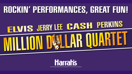 Million Dollar Quartet at Harrah