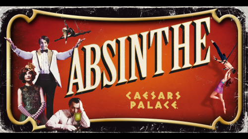 Absinthe at Caesars Palace Hotel & Casino