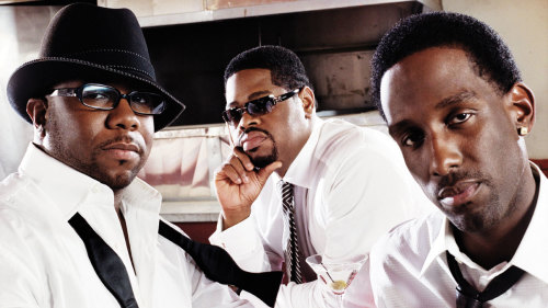 Boyz II Men at the Mirage Hotel & Casino