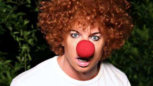 Laugh til it Hurts: Carrot Top Live at the Luxor Hotel & Casino