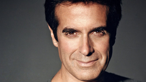 David Copperfield at the MGM Grand Hotel & Casino