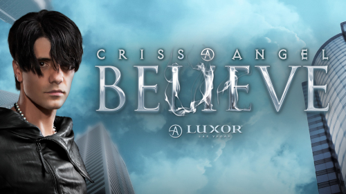 Criss Angel® Believe™ by Cirque du Soleil®