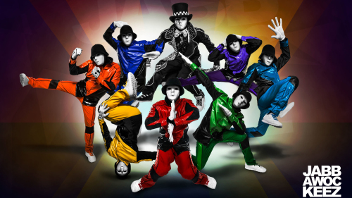 Jabbawockeez PRiSM at the Luxor Hotel & Casino