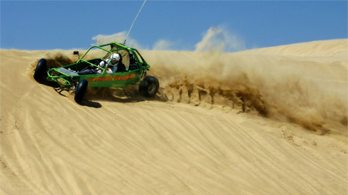 Desert Dune Buggy Ride by Sun Buggy Fun Rentals