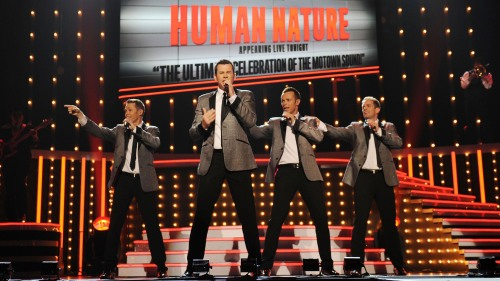 Human Nature: Inspired by the Sounds of Motown at the Venetian
