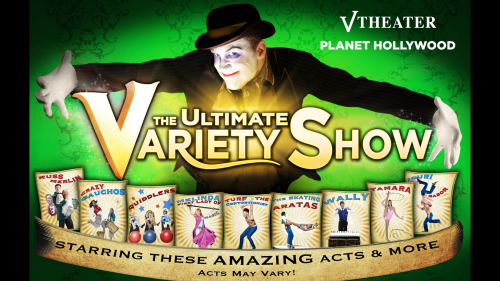 V - The Ultimate Variety Show at Planet Hollywood Resort & Casino