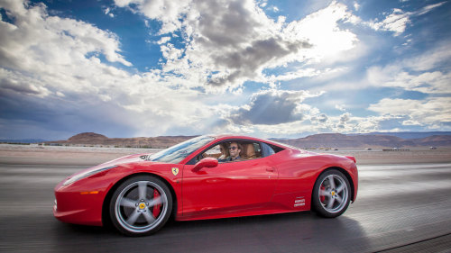 World Class Driving: Exotic Car Experience at Red Rock Canyon