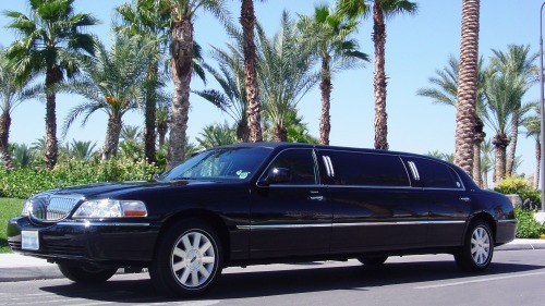 Private Limousine: McCarran International Airport (LAS)