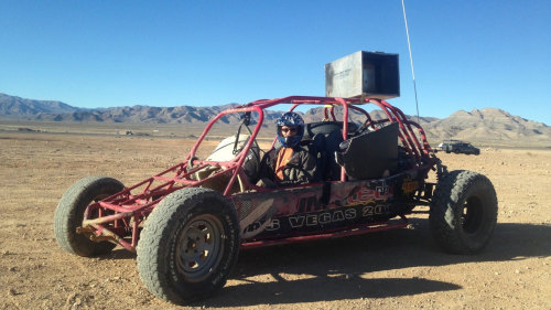 ATV/Dune Buggy Tour - Amargosa Dune by Sun Buggy Fun Rentals