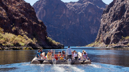 Colorado River Rafting & Hoover Dam Tour by Adventure Photo Tours