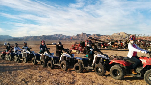 ATV/Dune Buggy Tour - Vegas Dunes by Sun Buggy Fun Rentals