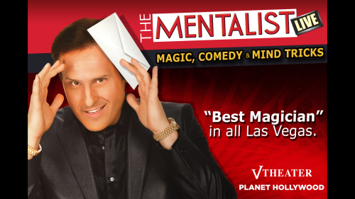 The Mentalist at Planet Hollywood Resort & Casino