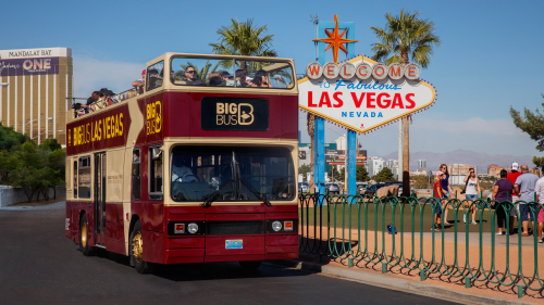 Las Vegas Explorer Pass: Choose 3 Attractions & Tours