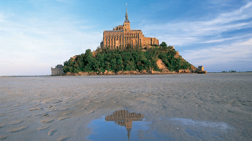 Mont Saint-Michel Full-Day Tour