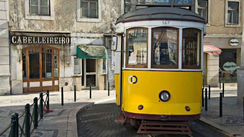 Best of Lisbon Small-Group Walking Tour