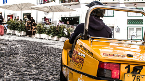GoCar Talking Cars: Alfama & Historic Lisbon