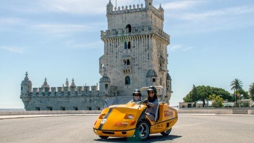 GoCar Talking Cars: Belem and Lisbon