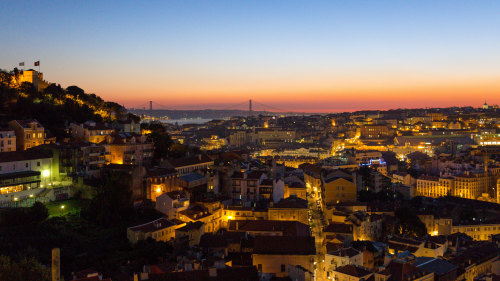 Small-Group Sunset Fado & Tapas Tour by Urban Adventures