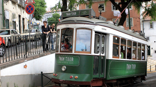 1-Day Castle Tramcar Pass