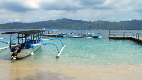 Private Gili Islands Full-Day Tour by Boat
