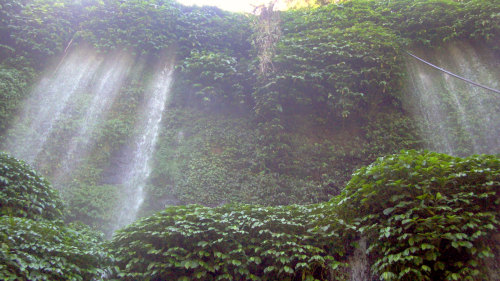 Private Inland Waterfalls Full-Day Tour