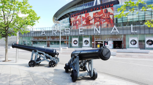 Arsenal FC Emirates Stadium & Museum Tour