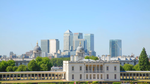 River Thames Cruise & Greenwich Tour with Lunch