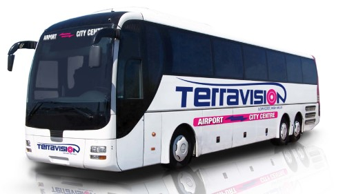 Shared Coach: Stansted Airport (STN) - Liverpool St Train Station