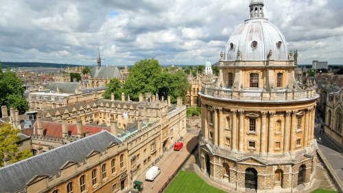Oxford & Cambridge Full-Day Tour