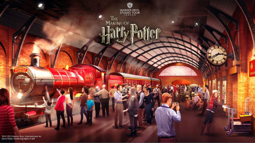 Harry Potter Warner Bros Studio Tour by Premium Tours