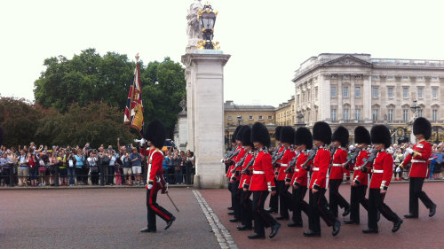Buckingham Palace Tour & Changing of the Guard